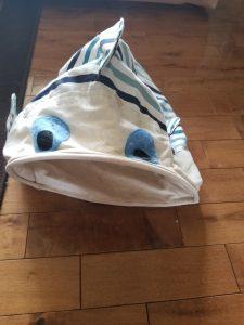 crinkle fish