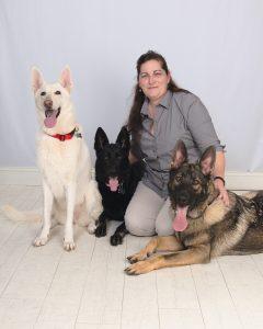 Debra-Ann Kummoung and pets